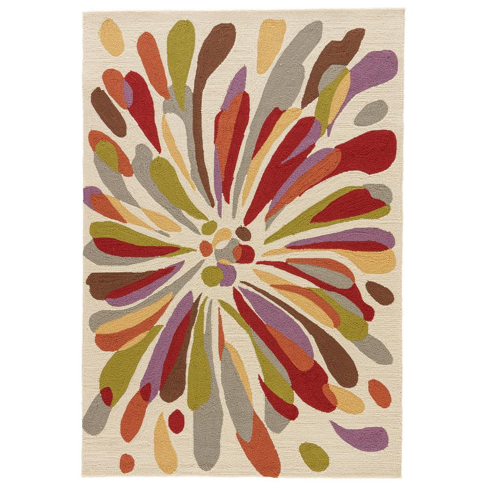Jaipur rugs seedpearl 3 ft 6 in x 5 ft 6 in abstract for Gardening tools jaipur