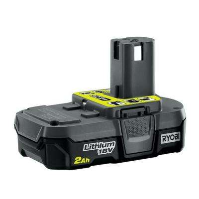 18-Volt ONE+ 2.0 Ah Lithium-Ion Compact Battery