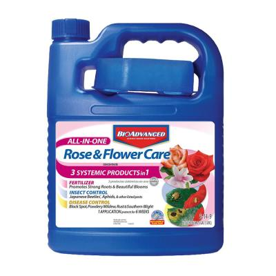 1/2 Gal. Concentrate All-in-1 Rose and Flower Care