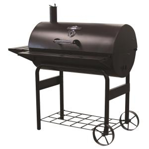 RiverGrille Stampede 37.5 inch Charcoal Grill by RiverGrille