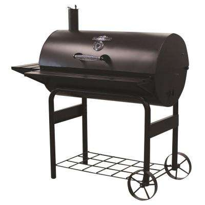 Stampede 37.5 in. Charcoal Grill