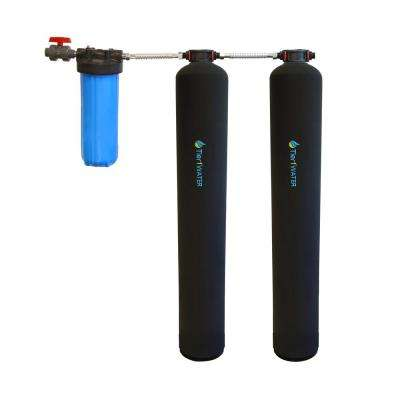 Essential Certified Series Salt Free Water Softener with Chlorine Reduction System