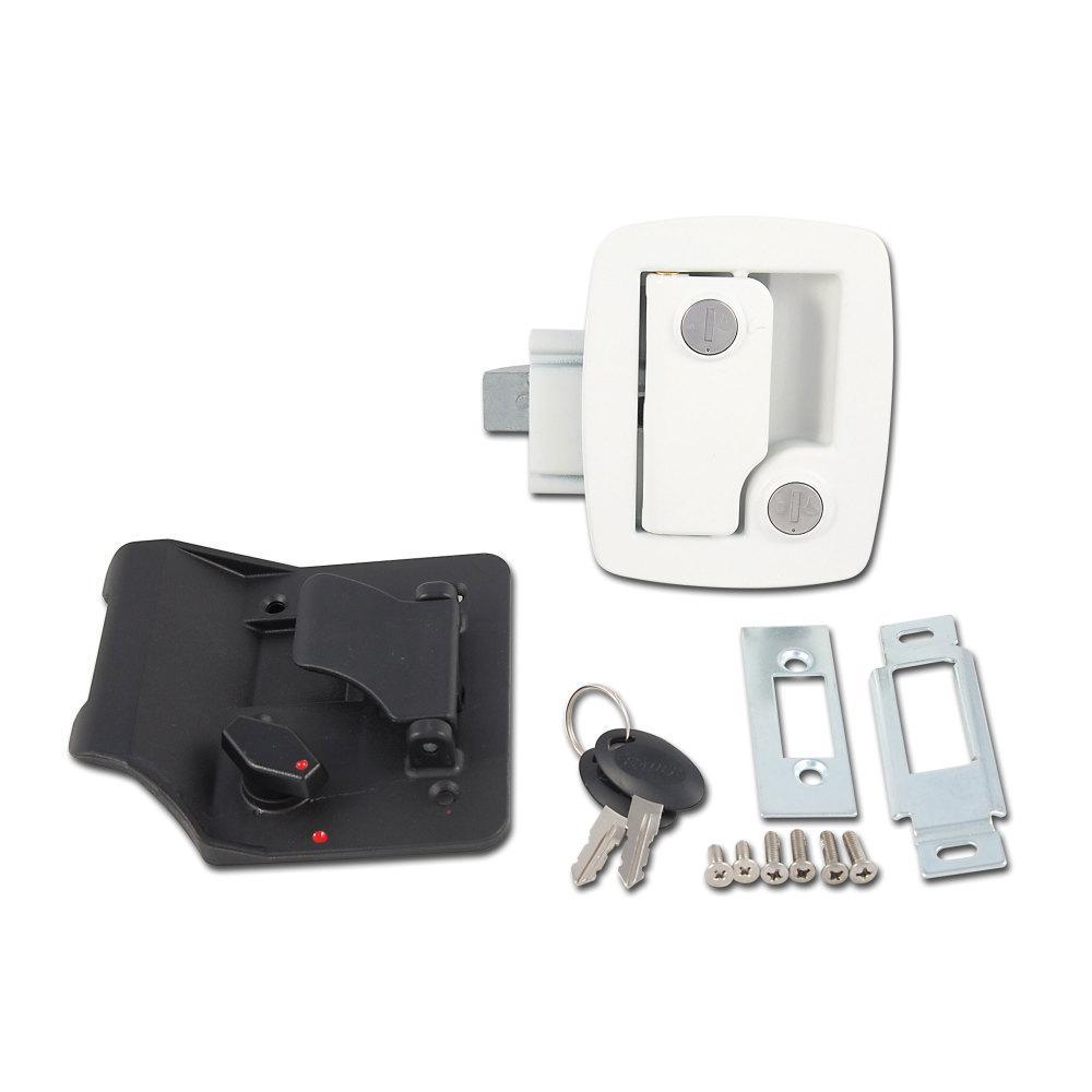 AP Products Standard Bauer RV Entrance Door Lock-013-257