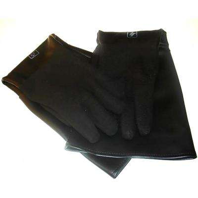 Abrasive Blaster 24 in. x 6 in. Lined Blast Gloves