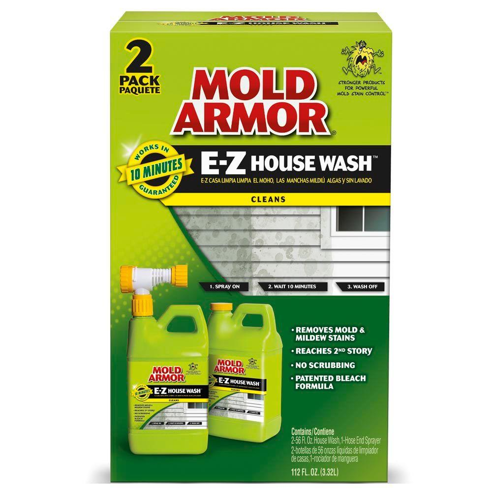 Mold Armor 56-oz. House Wash (2-Pack)-DISCONTINUED
