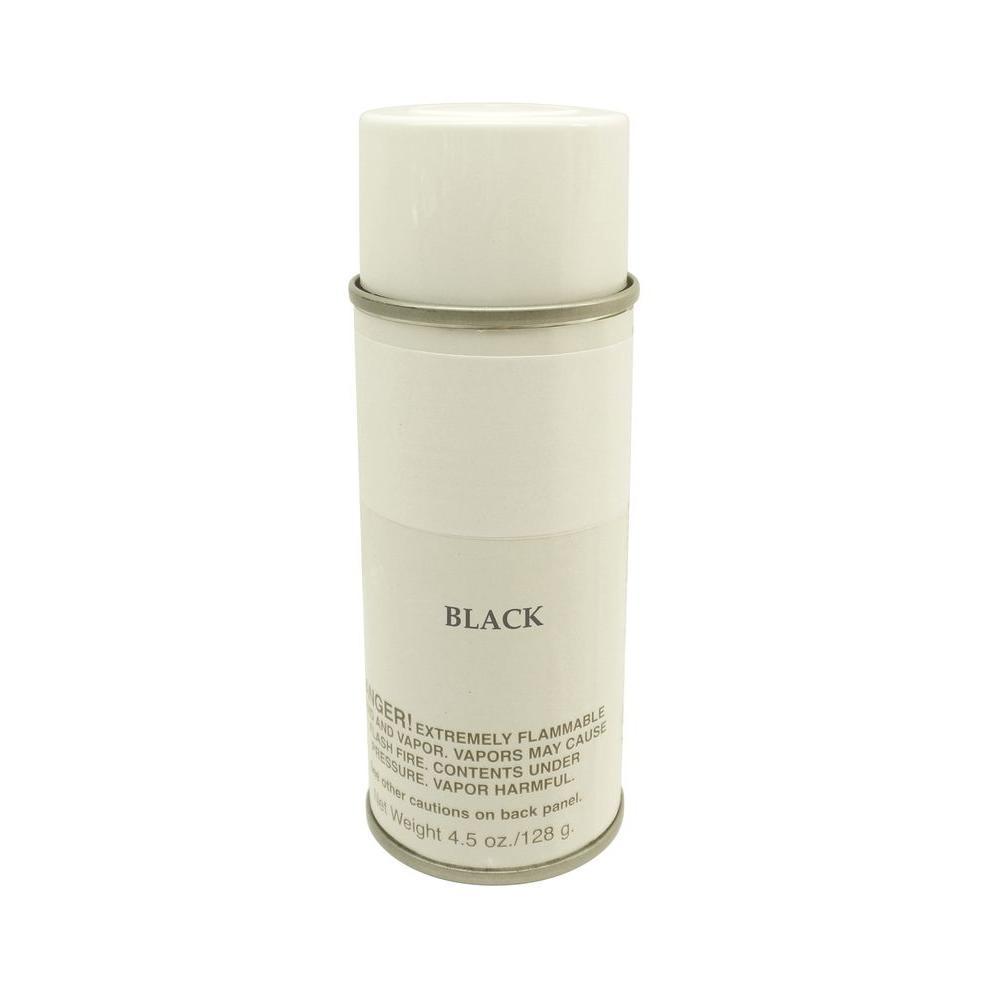 Allure Aluminum 4 oz. Aerosol Black Spray Paint