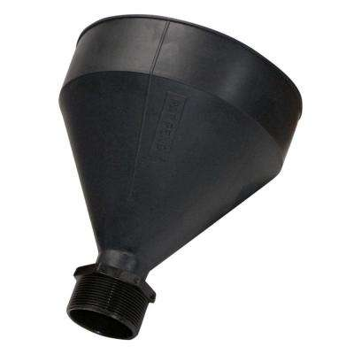 3-Quart Drum Funnel with 2 in. Thread