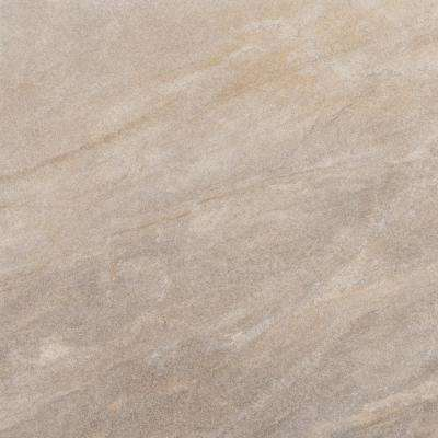 Caledonia Gris 18 in. x 18 in. Porcelain Floor and Wall Tile