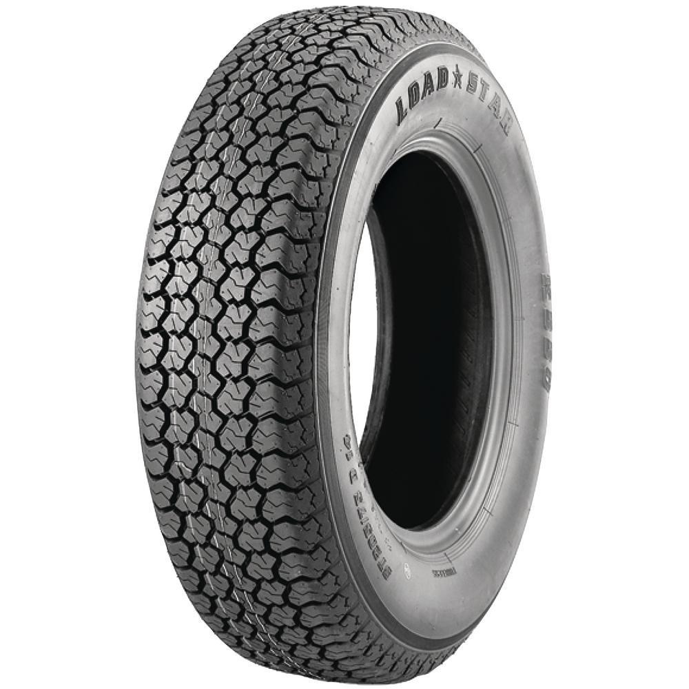 ST175/80D13 K550 ST 1100 lb. Load Capacity Bias ST Trailer Tire