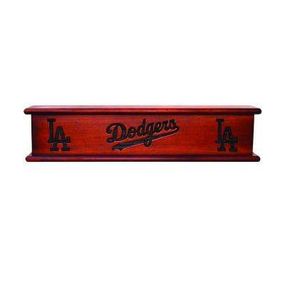 Los Angeles Dodgers 1.7 ft. Memorabilia Cap-Shelf Mantel