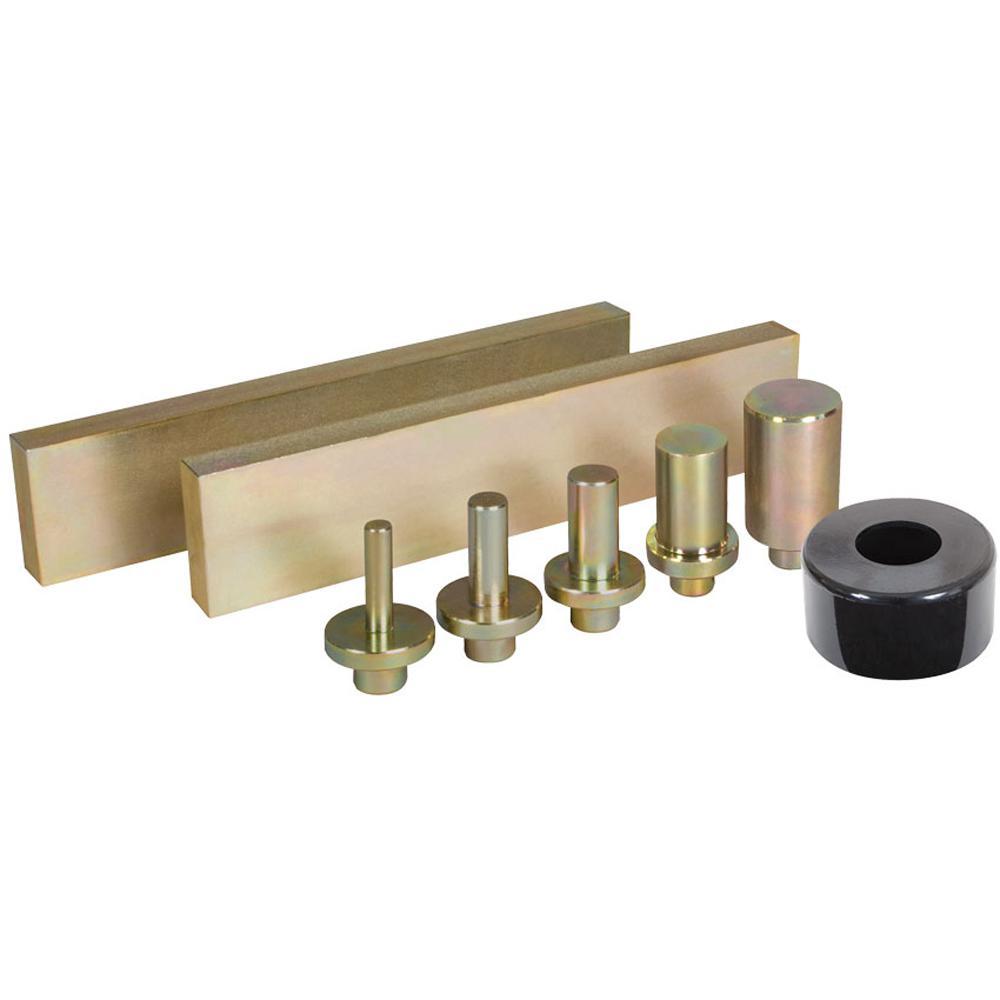 8-Piece Press Punch Kit