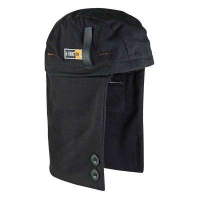 N-Ferno Black Thermal Fire Rated Hard Hat Liner