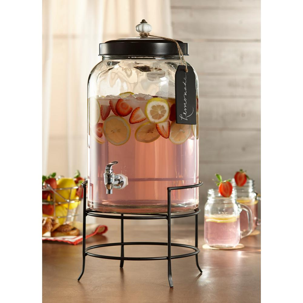 Style Setter Franklin Beverage Dispenser 3 Gal With Tag