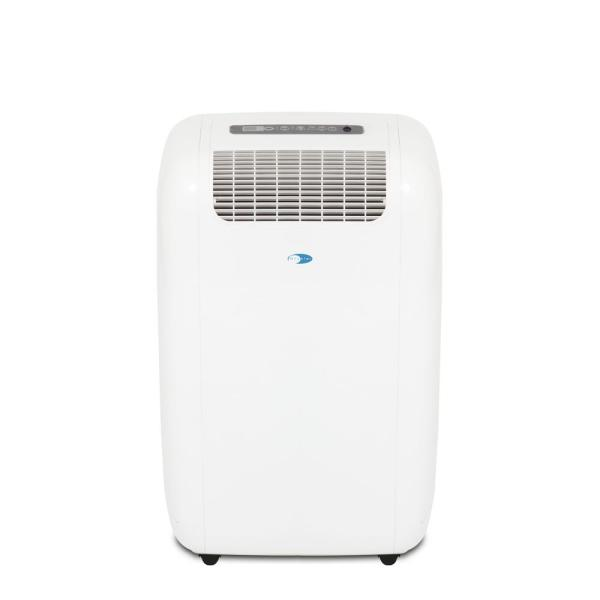 CoolSize 10,000 BTU Compact Portable Air Conditioner with Dehumidifier