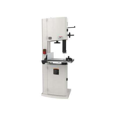 1.75 HP 15 in. Woodworking Vertical Band Saw, 115/230-Volt, JWBS-15