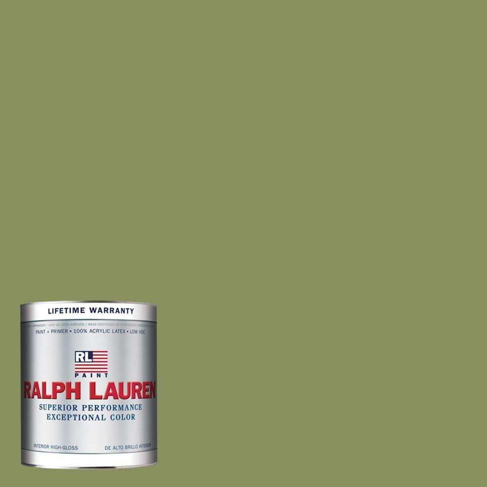 Ralph Lauren 1-qt. Barbary Fig Hi-Gloss Interior Paint