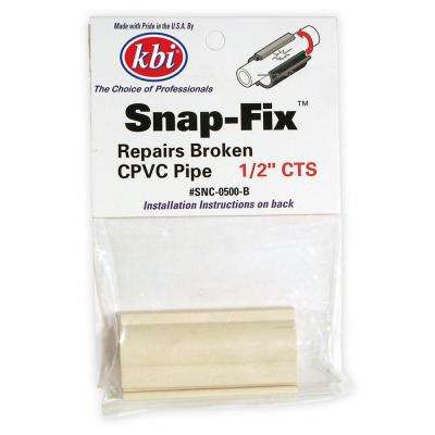 3/4 in. CPVC CTS Snap-Fix Pipe Repair