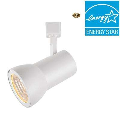White Dimmable LED Large Cylinder Track Lighting Fixture