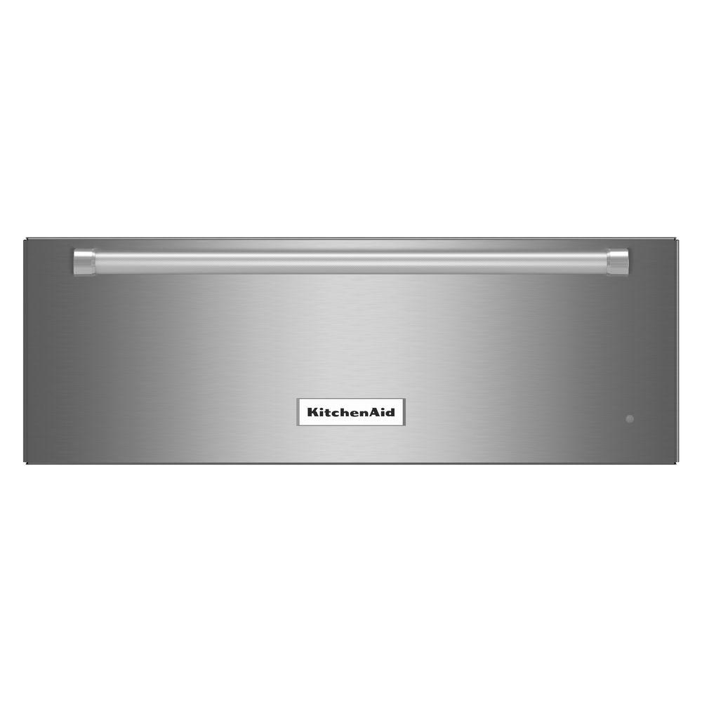 KitchenAid Architect Series II 30 In. Slow Cook Warming Drawer KOWT100ESS    The Home Depot