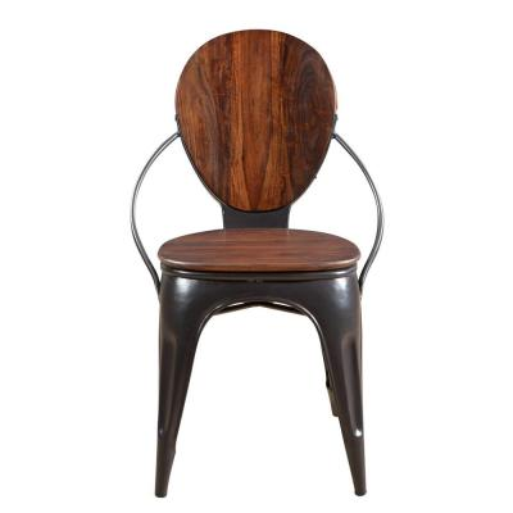 Adler Honey Brown Dining Chair (Set of 2)