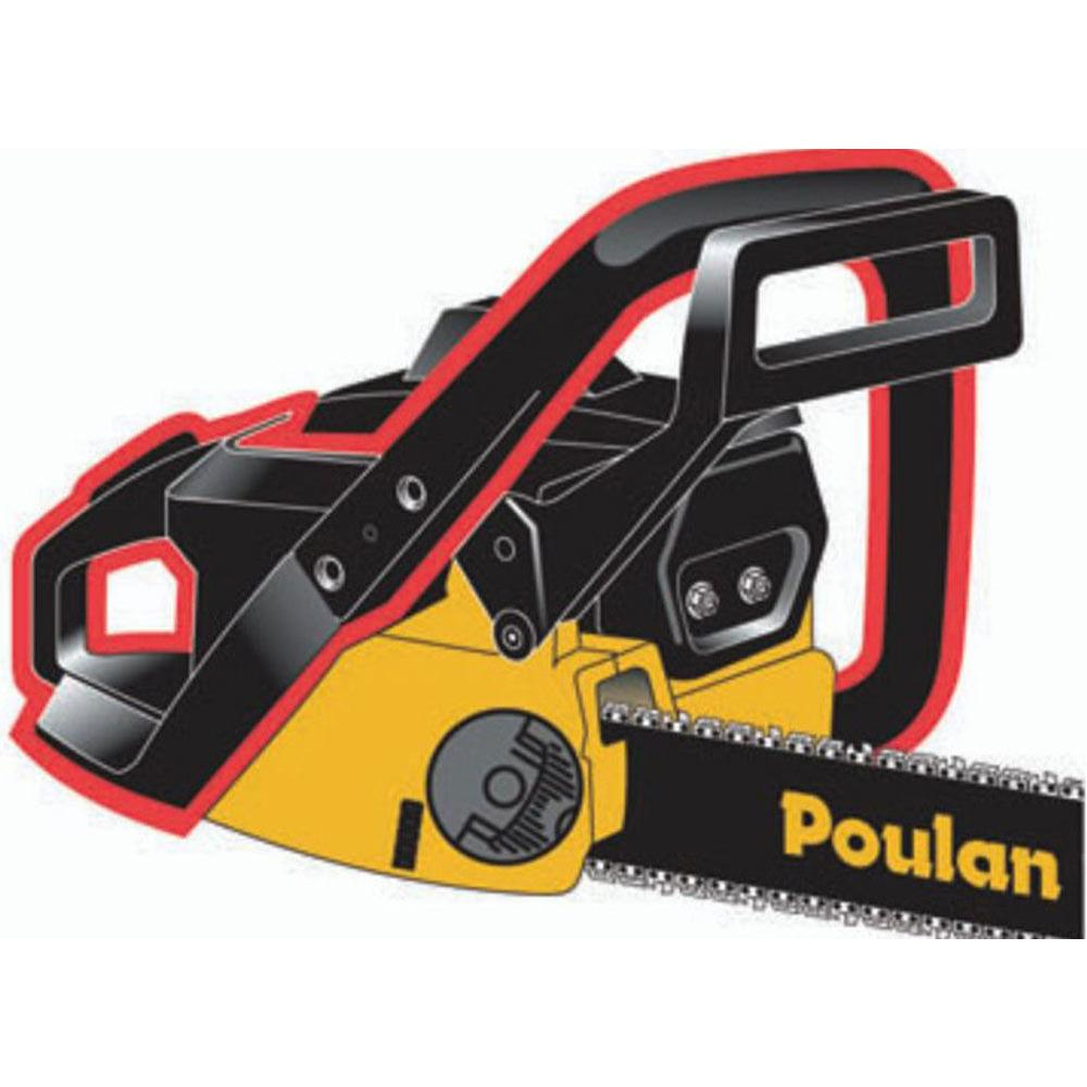 Poulan Pro 20 in  50cc Gas Chainsaw