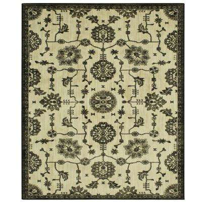 Mallory Oyster 8 ft. x 10 ft. Area Rug