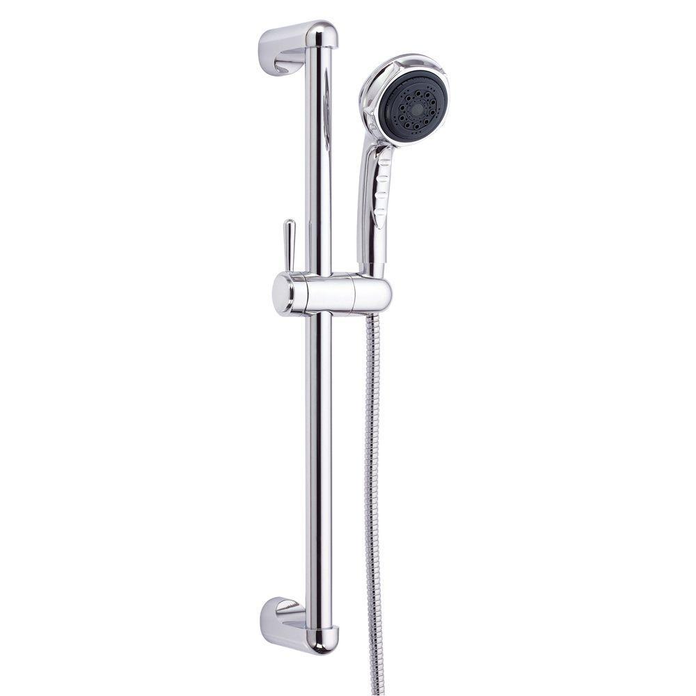 Ordinaire Nourish 3 Spray Hand Shower With 21 1/2 In. Slide Bar