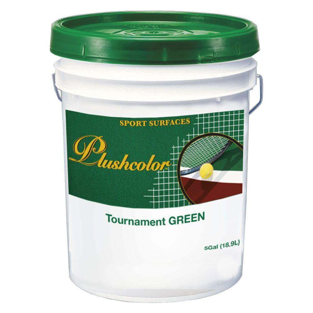 5 gal. Tournament Green Recreational Surface Coating