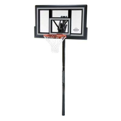 50 in. Shatter Guard In-Ground Basketball System