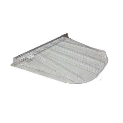 6700 Polycarbonate Window Well Cover