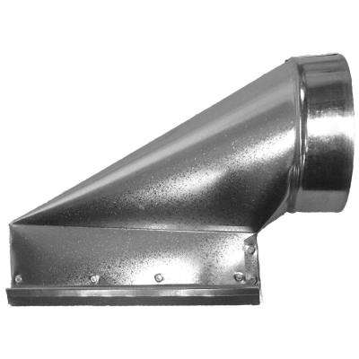 10 in. x 3.25 in. x 6 in. Wall Stack End Boot