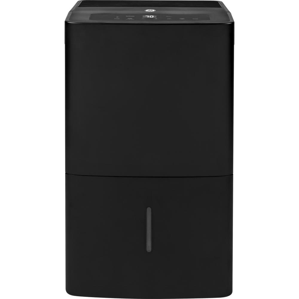 GE 45 pt. Dehumidifier, ENERGY STAR, Blacks