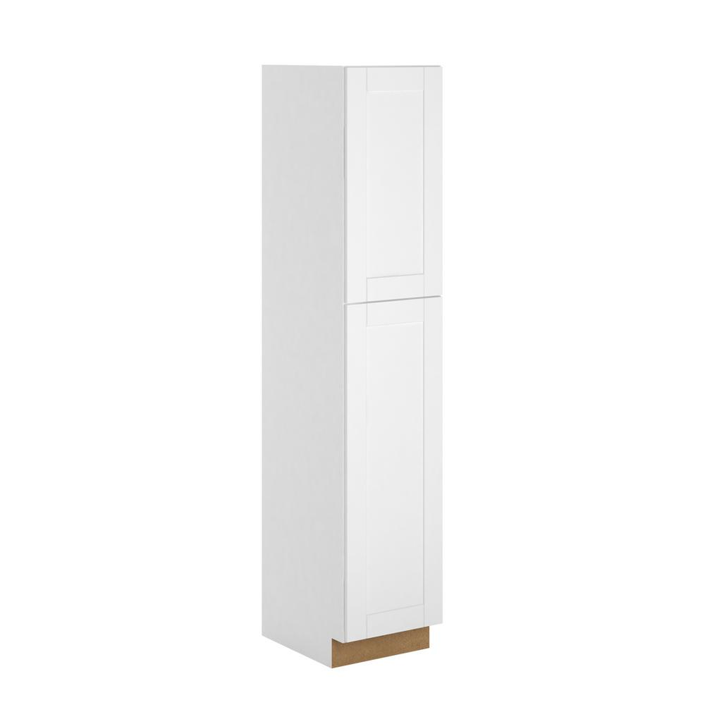Princeton Assembled 18 x 90 x 24 in. Pantry/Utility in Warm