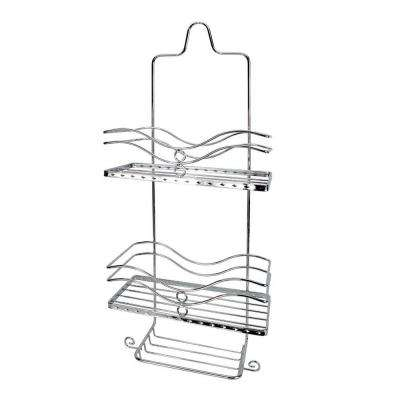 3-Tier Shower Caddy in Chrome