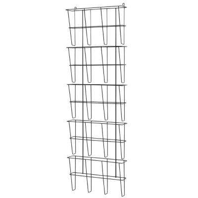 Wire Ware 5-Pocket Letter Size Literature Rack