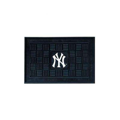 New York Yankees 18 in. x 30 in. Door Mat