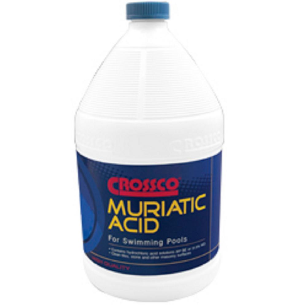 Muriatic Acid Suomeksi