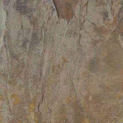 Desert Trail 16 in. x 16 in. Gauged Slate Floor and Wall Tile (8.9 sq. ft. / case)