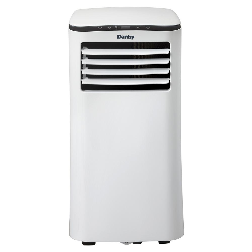 Danby 8000 BTU Portable Air Conditioner with Dehumidifier