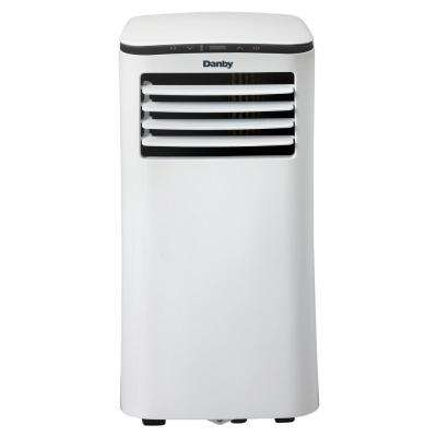8000 BTU Portable Air Conditioner with Dehumidifier