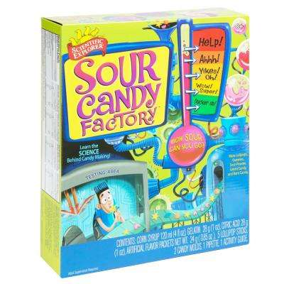 Sour Candy Factory Kit