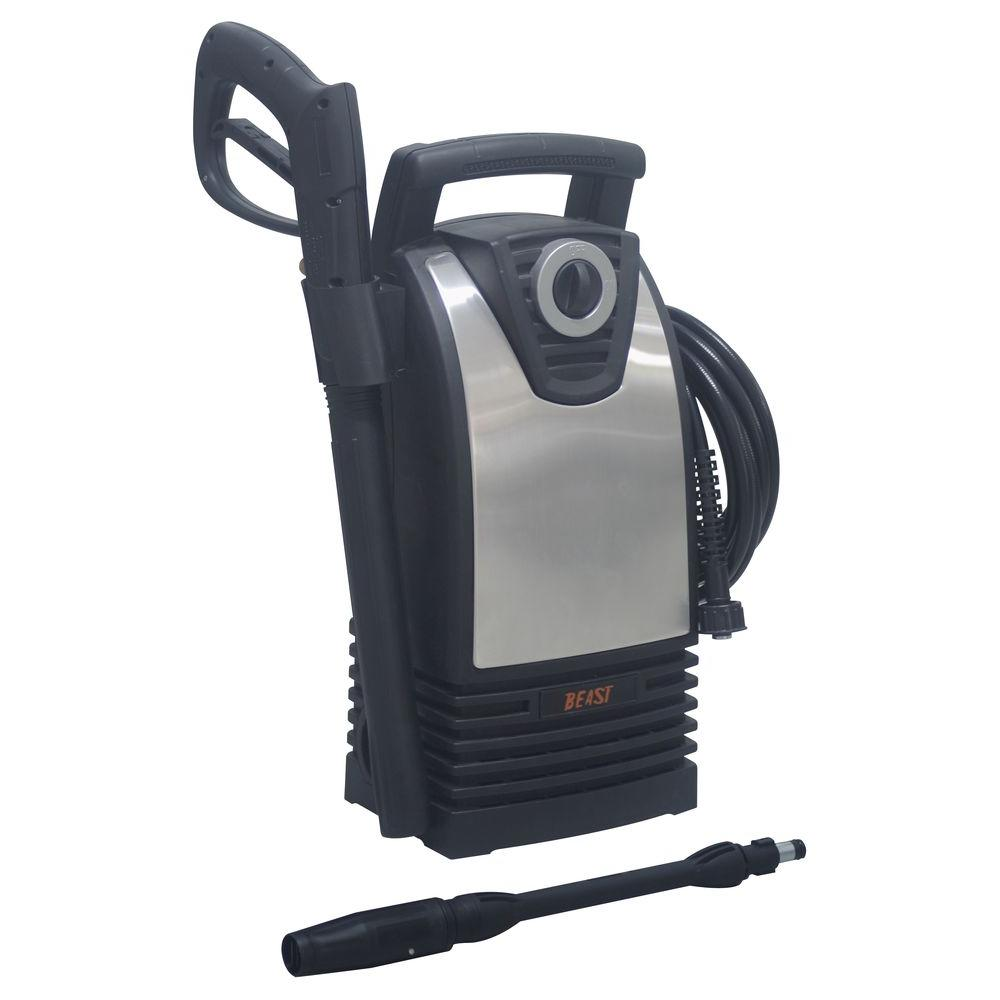 1,600 psi 1.4 GPM Electric Pressure Washer with Accessories Included