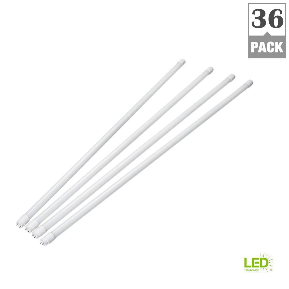 15 Watt White LED Retrofit Kit 5000K Bright White Daylight Linear