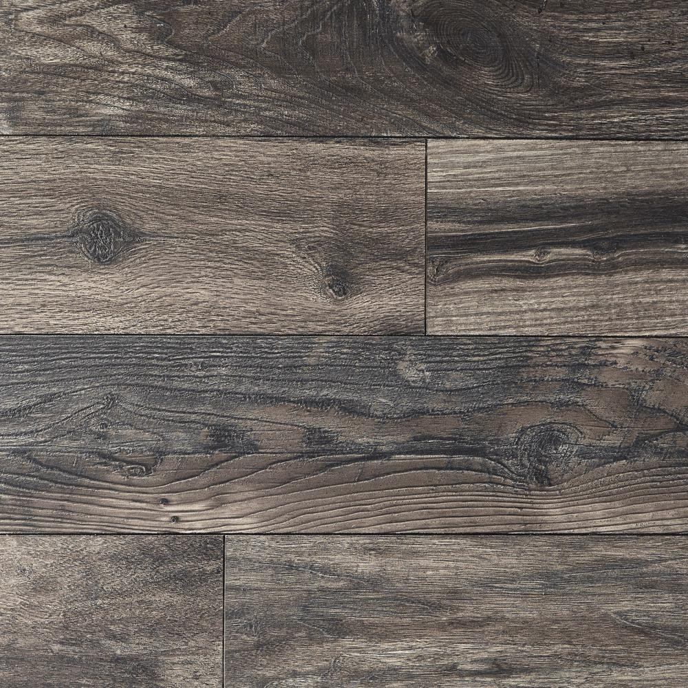 Home Decorators Collection Eir Smokewood Fusion 12 Mm Thick X 6 1 16 In Wide X 50 2 3 In Length Laminate Flooring 17 07 Sq Ft Case Hdcwr07 The Home Depot