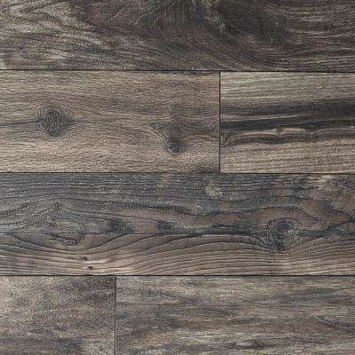 EIR Smokewood Fusion 12 mm Thick x 6-1/16 in. Wide x 50-2/3 in. Length Laminate Flooring (17.07 sq. ft. / case)