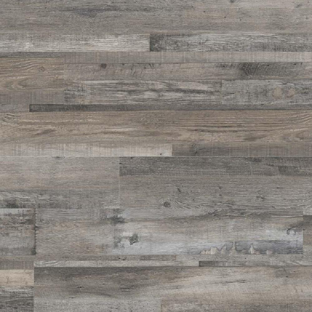Woodlett Outer Banks Grey 6 in. x 48 in. Luxury Vinyl Plank Flooring (36 sq. ft. / case)