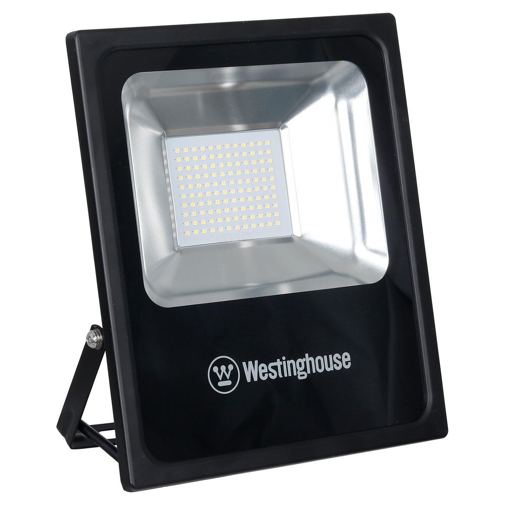 Westinghouse 10,000 Lumens 100-Watt Black LED Flood Light was $89.99 now $48.99 (46.0% off)