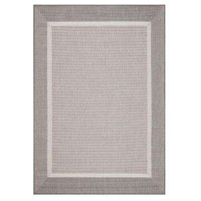 Islander Grey/Champagne 2 ft. x 4 ft. Area Rug
