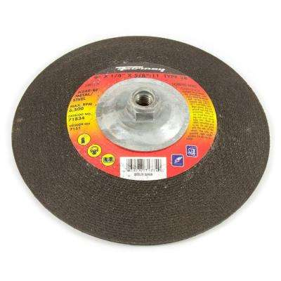 Aluminum Oxide Metal Cut-Off Wheel 1//32 in - Lot of 9! Forney 4 in x 3//8 in