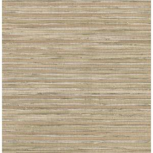 Brewster 56 sq ft faux grasscloth wallpaper 145 62622 - Renter s wallpaper home depot ...